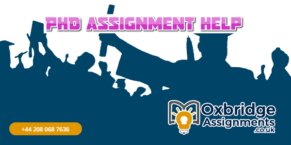 PHD Assignment Help
