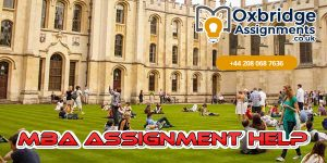 MBA Assignment Online